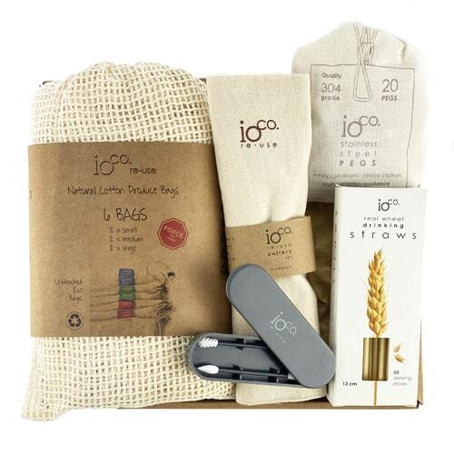 IOco Eco Gift Pack - Natural | Natural