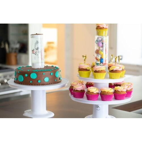 The Surprise Cake Popping Stand - All Accessories